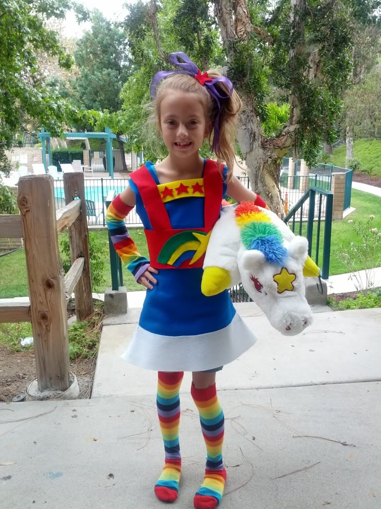 Rainbow Bright Kids Costume  sc 1 st  Parties Costume & Rainbow Bright Costumes | Parties Costume