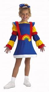 Rainbow Bright Toddler Costume