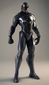 Real Robocop Costume