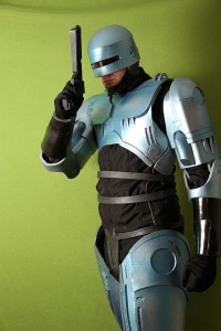 Robocop Costume Pictures