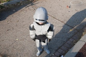 Robocop Costume for Kids
