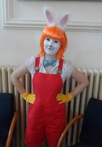 Roger Rabbit Costume Female