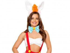 Roger Rabbit Costume Girl