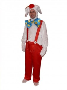 Roger Rabbit Costume Men