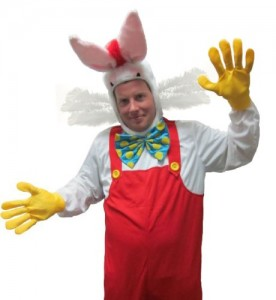 Roger the Rabbit Costume