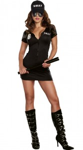 SWAT Team Costume for Adults