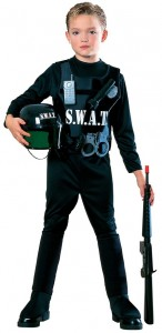 SWAT Team Costumes for Kids
