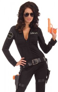 SWAT Team Costumes for Women
