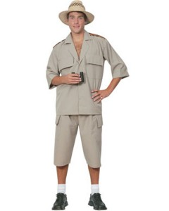 Safari Costume Ideas