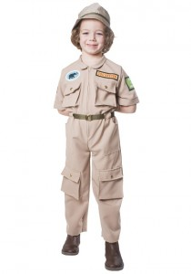 Safari Costume Kids