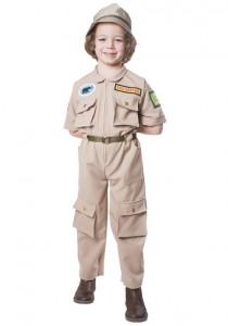 Safari Costume Kids