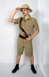 Safari Costume Men