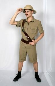 Safari Costume Men