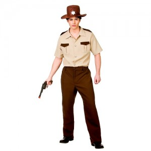 Safari Costume Mens