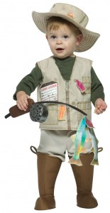 Safari Costume for Baby Boy