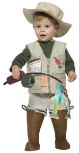 Safari Costume for Baby Boy
