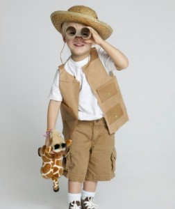 Safari Costume for Kids
