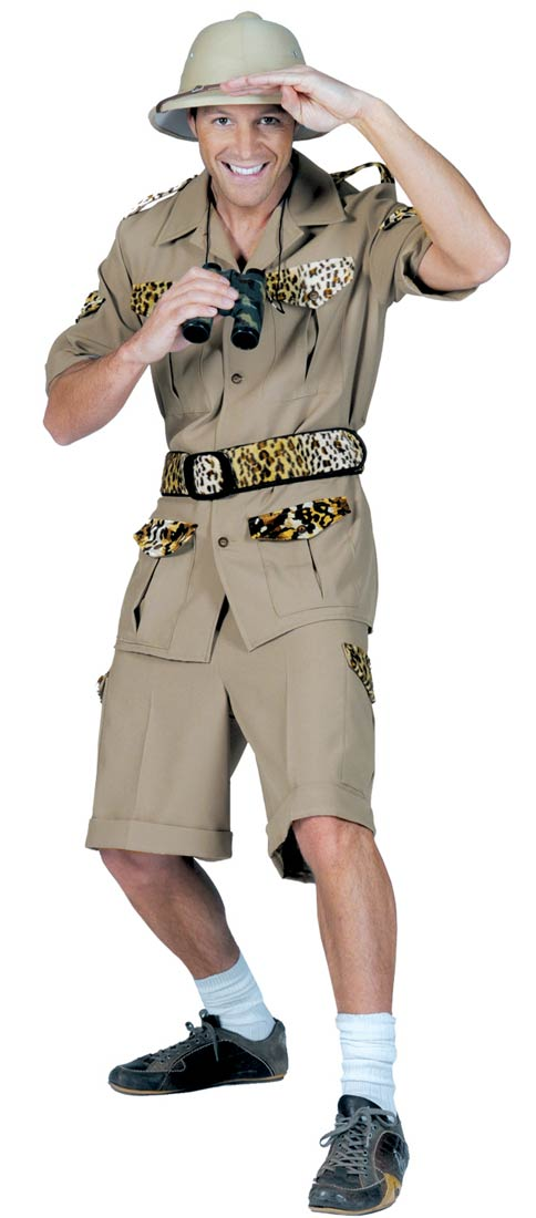Safari Costumes (for Men, Women, Kids) | Parties Costume