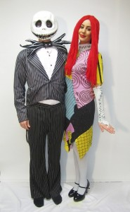 Sally and Jack Costumes