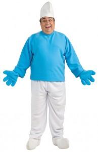 Smurf Costume for Men