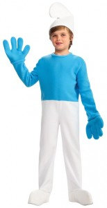 Smurf Costume for Toddlers