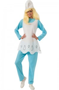 Smurf Costumes for Adults