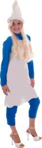 Smurf Girl Costume