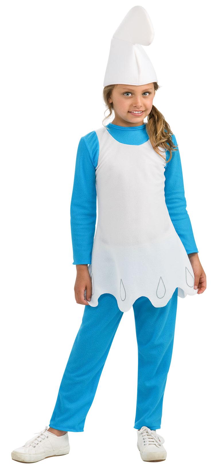 Smurf Costumes (for Men, Women, Kids) | Parties Costume
