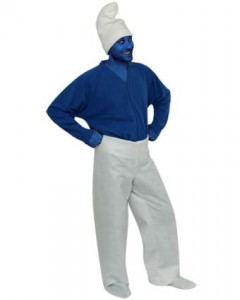 Smurfs Halloween Costume