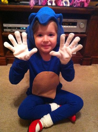 Sonic The Hedgehog Costumes For Men Women Kids Partiescostume Com