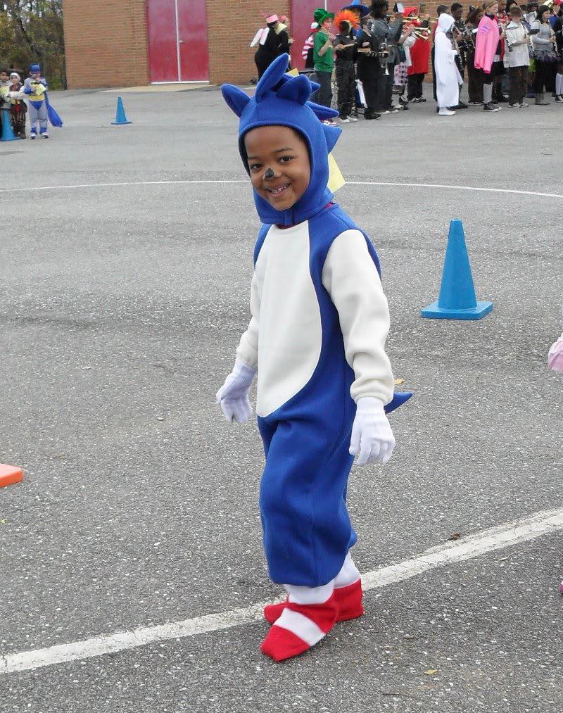 Sonic The Hedgehog Costumes For Men Women Kids  sc 1 st  Meningrey & Sonic The Hedgehog Costume For Boys - Meningrey