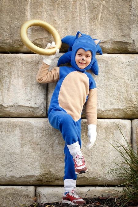Sonic the Hedgehog Halloween Costumes  sc 1 st  Parties Costume & Sonic the Hedgehog Costumes (for Men Women Kids) | Parties Costume