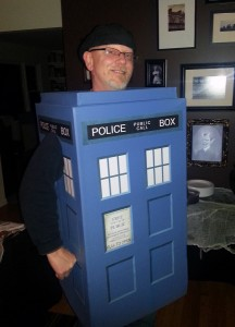 Tardis Costume DIY