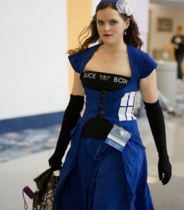 Tardis Costume Pattern