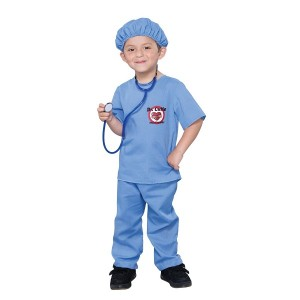 Toddler Doctor Costume