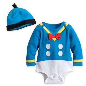 Toddler Donald Duck Costume