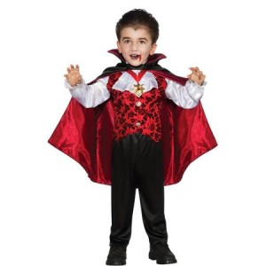 Toddler Dracula Costume
