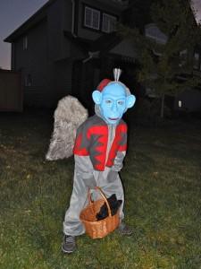 Toddler Flying Monkey Costume