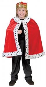Toddler King Costume