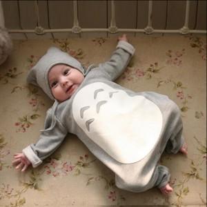 Totoro Costume Baby