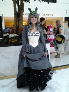 Totoro Costume Ideas