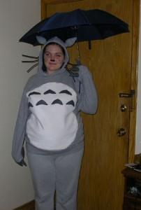 Totoro Halloween Costume
