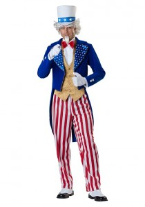 Uncle Sam Costumes for Adults