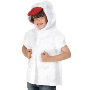 White Duck Costume