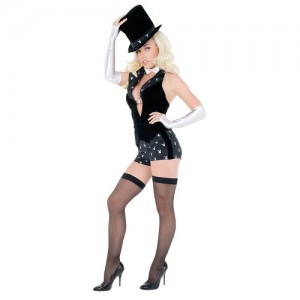 Woman Magician Costume
