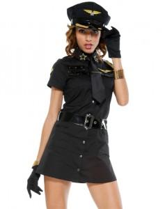 Womens Pilot Costume