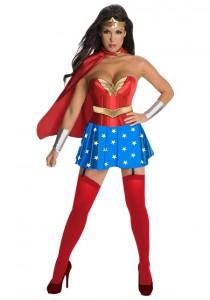 Wonder Woman Costume Ideas
