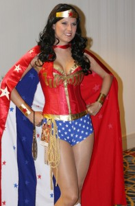 Wonder Woman Costume Images