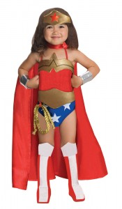 Wonder Woman Costume Kids