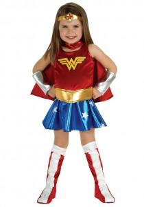 Wonder Woman Costume for Girls